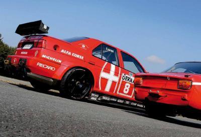 Alfa Romeo Giulia GTA e Alfa Romeo 155 V6 TI