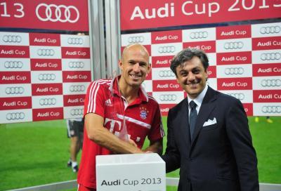 De Meo, per Audi il primo mercato è la Cina