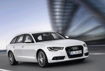 Audi A6, nuove versioni quattro