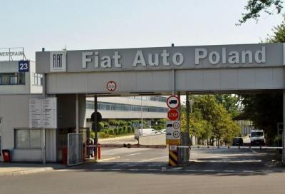 Fiat, premiato lo stabilimento di Bielsko  Biala