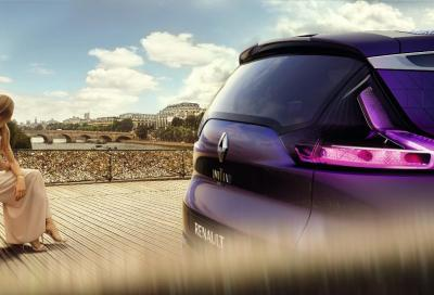 Renault Initiale Paris, la Espace di domani