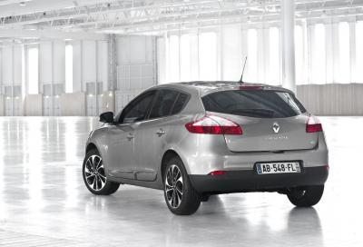 Renault Megane, 130 CV e cambio a doppia frizione EDC