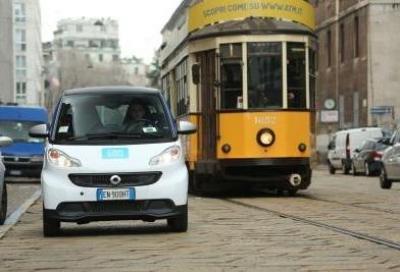 Car2go, a Milano e' un successo