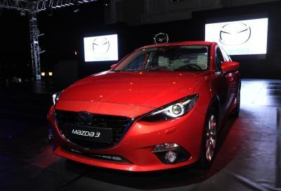 Nuova Mazda3, i prezzi per l'Italia