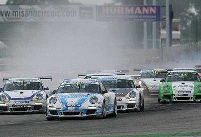 Porsche Carrera Cup Italia: una partita a tre per il gran finale di Monza