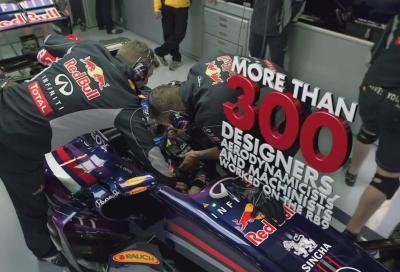 Tecnica F1, così è nata la Red Bull RB9