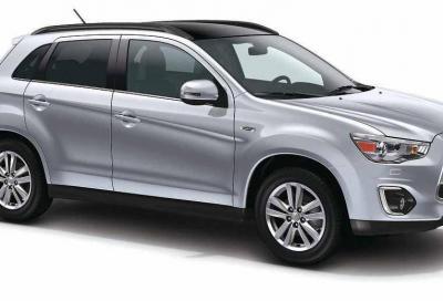 Mitsubishi ASX, problemi al tetto