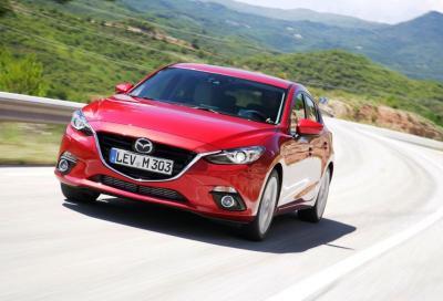 Mazda3 2.2 Skyactiv-D, le nostre impressioni