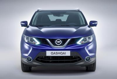 Arriva la Nissan Qashqai Nismo, si parla di 215 CV