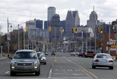 La crisi di Detroit non ferma le auto