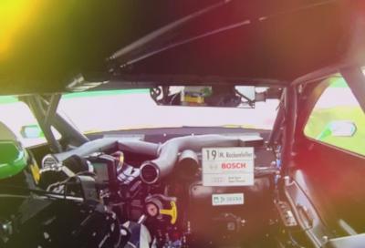 Video on board, un giro a Misano sull'Audi RS5 DTM
