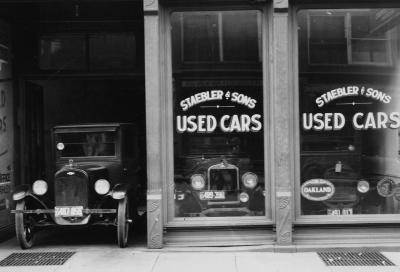 La garanzia sulle auto usate come funziona?