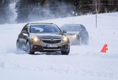 Tecnica, la trazione integrale Opel