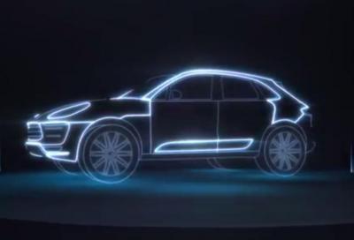 Il design di Porsche Macan in video