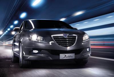 Lancia Delta 2014