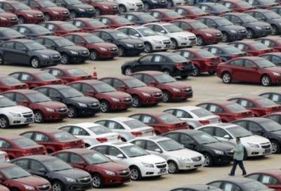 Mercato auto: a dicembre in Italia tornata la crescita
