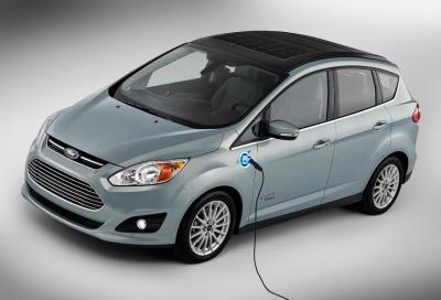 Ford C-Max Solar Energi concept: torna il sogno dell'auto solare