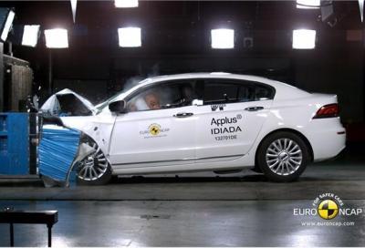 Le auto più sicure nei crash test, nel 2013 è prima una cinese