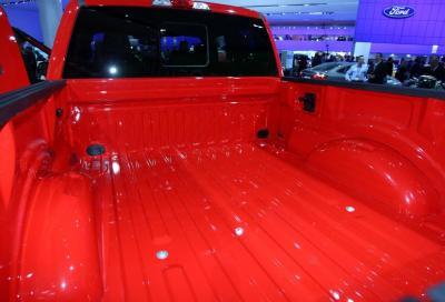 Ford presenta il nuovo F-150 2015