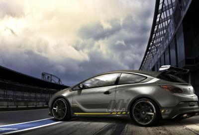 Opel Astra OPC EXTREME, nata per correre
