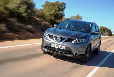 Nissan Qashqai: con il pianale modulare cambiano le dimensioni
