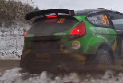 WRC Rally di Svezia 2014, le foto più spettacolari