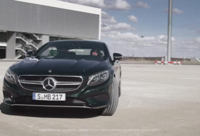 Mercedes, questa è la nuova Classe S Coupé