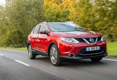 Nissan Qashqai 2014, i prezzi e la gamma