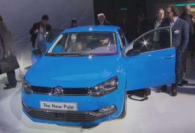 Nuova Volkswagen Polo 2014, i prezzi in Germania