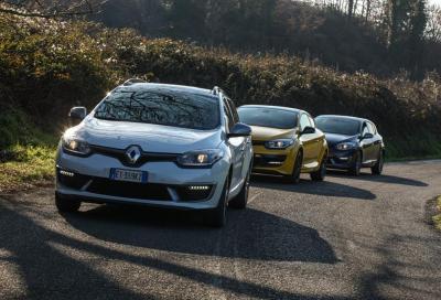Nuova Renault Megane, mission possible