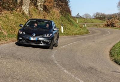 Nuova Renault Megane, motore silenzioso ma confort migliorabile