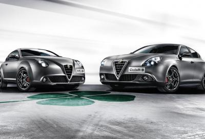 Alfa Romeo MiTo e Giulietta 'Quadrifoglio Verde' 2014