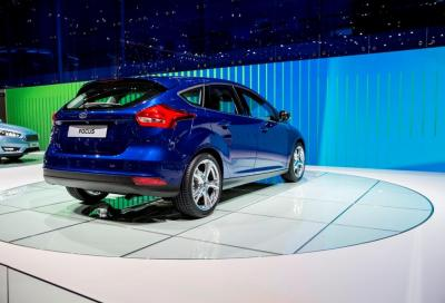 Nuova Ford Focus 2014, tutte le foto dallo stand di Ginevra