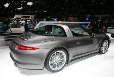 Porsche 919 Hybrid, 911 RSR e 911 Targa svelate a Ginevra