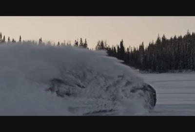 Porsche Macan, i test al Circolo Polare Artico