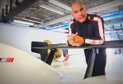 Onboard, a Monza con la Radical SR8
