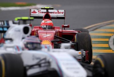F1 2014, GP Australia vince Nico Rosberg
