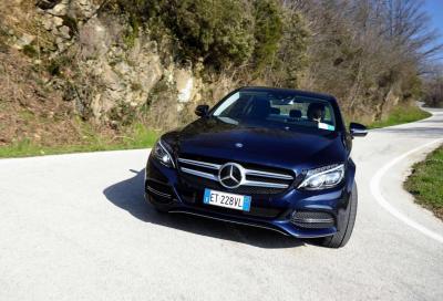Nuova Mercedes Classe C 2014, le nostre prime impressioni