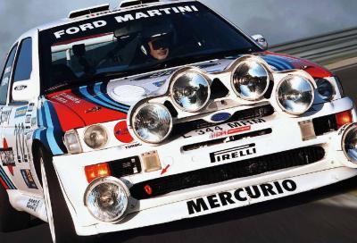 Ford Escort Cosworth Gr. A, colpo di fulmine