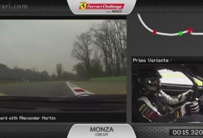 Ferrari Challenge Europe 2014 a Monza, foto e video