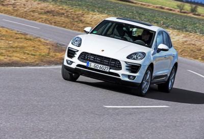 Porsche Macan S Diesel, prime impressioni e test al banco