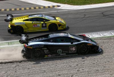 Lamborghini Blancpain Super Trofeo a Monza