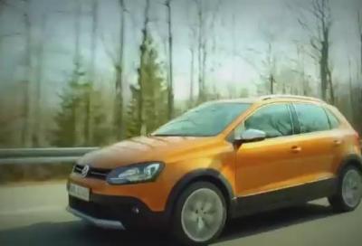 Volkswagen, la  Polo e la CrossPolo 2014 in 8 video HD