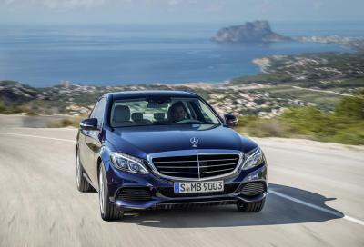 Mercedes, i 5 modelli premiati dagli ECO incentivi