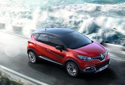 "Renault Captur Helly Hansen, livrea bicolore e cerchi da 17"""