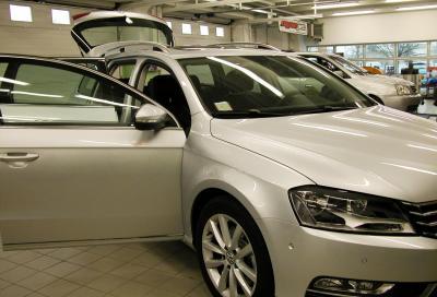 Acquistare un'auto usata, come controllare carrozzeria e pneumatici