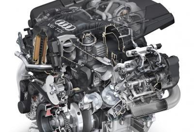 Audi, arriva un nuovo 3.0 V6 TDI