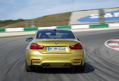 BMW M3 berlina ed M4 Coupé, 100 immagini e 10 video HD