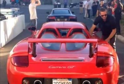 Incidente di Paul Walker, la vedova di Roger Rodas intenta una causa alla Porsche