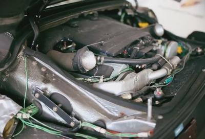 Porsche 965 V8 prototipo